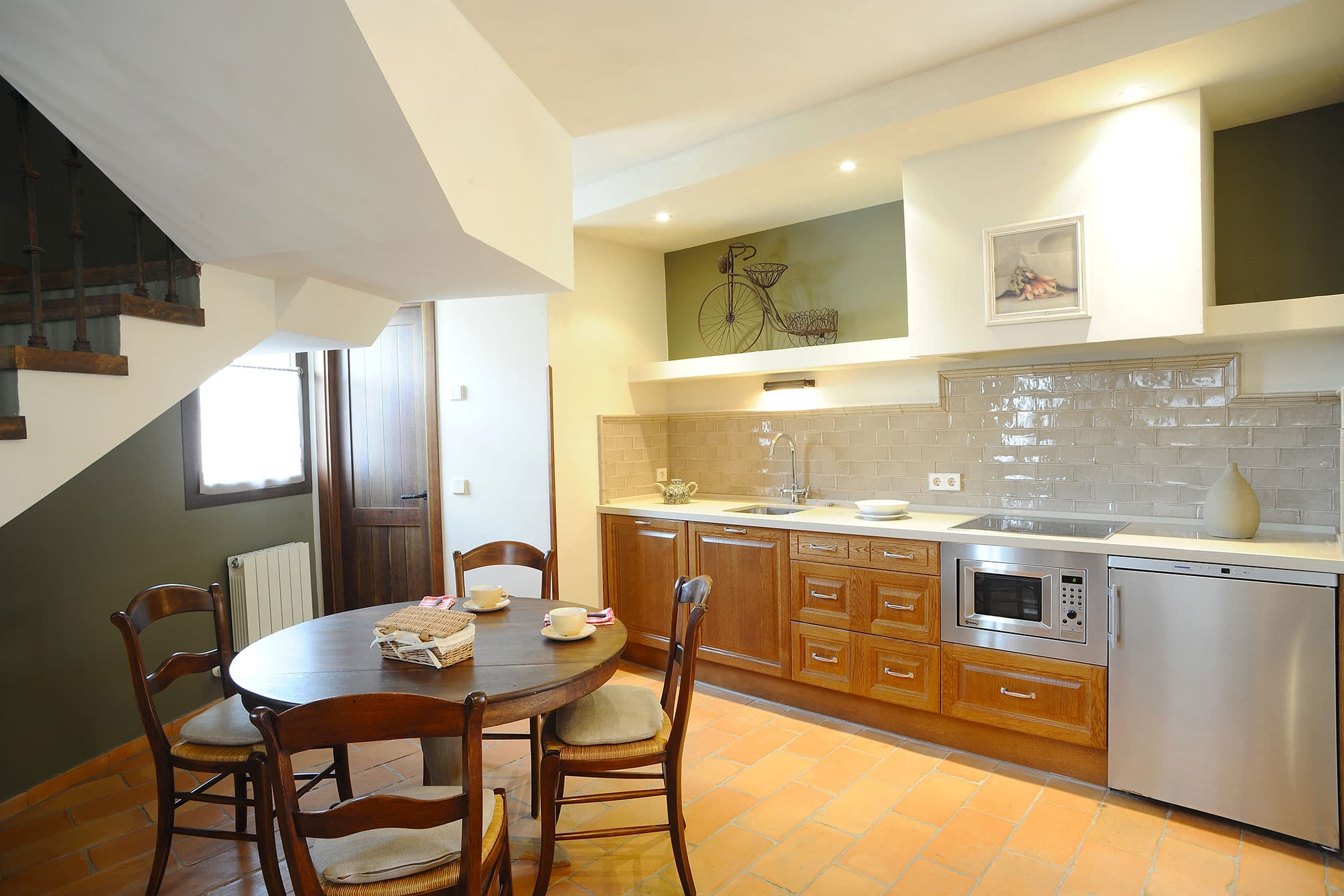 Apartamento Rural en Segovia - Las Cárcavas