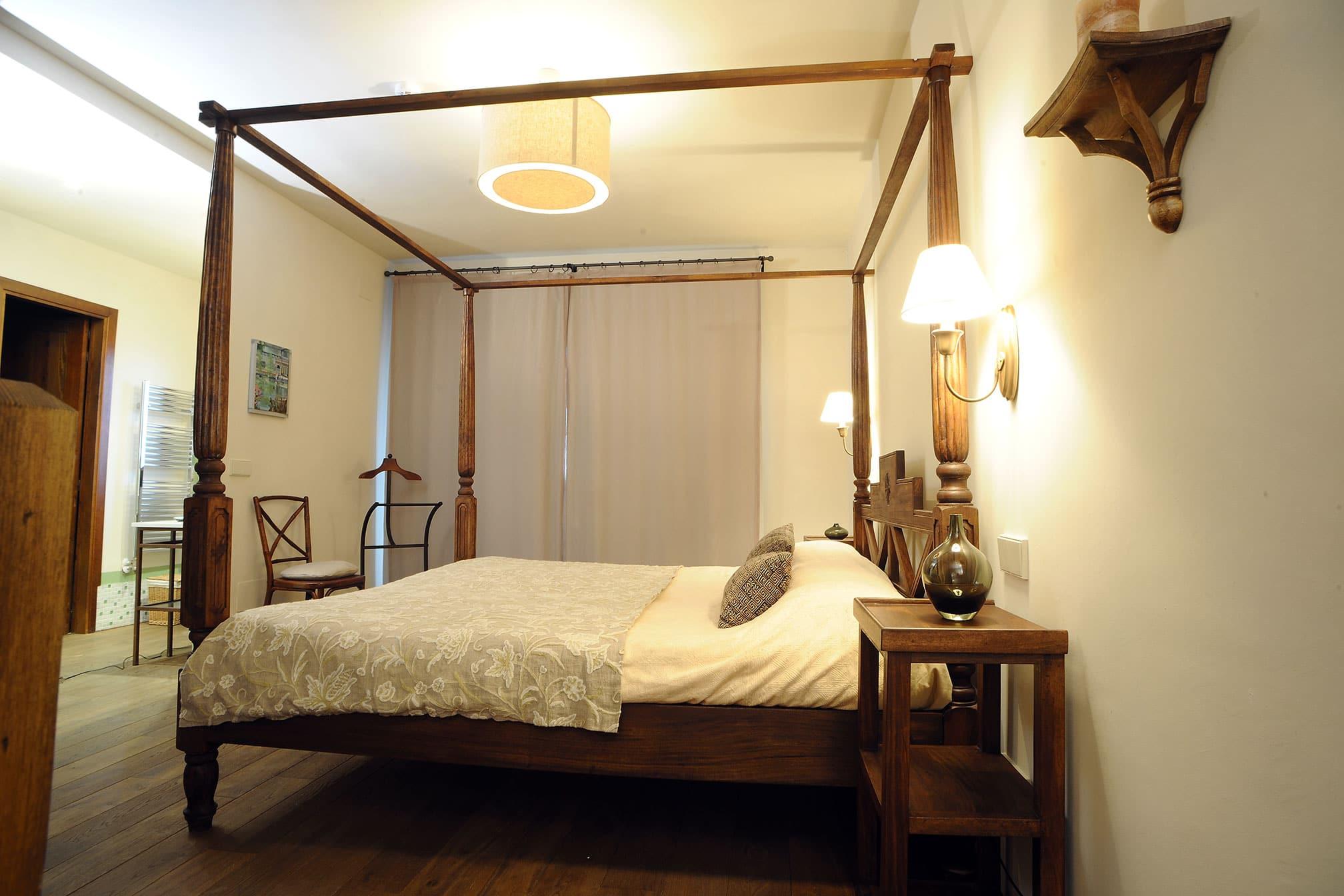 Apartamento Rural en Segovia - Las Eras