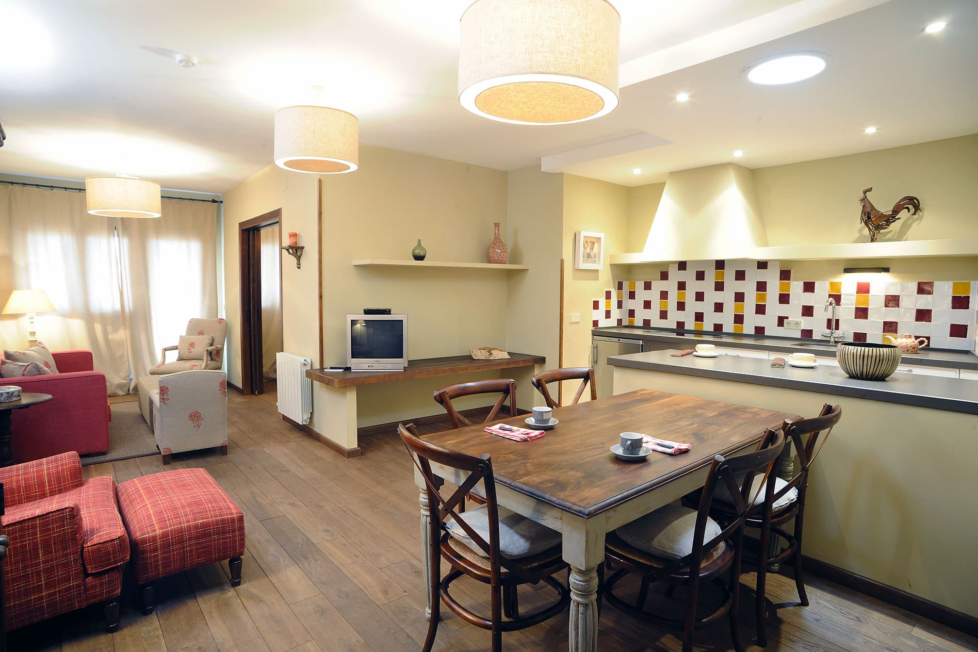 Apartamento Rural en Segovia - La Terrera